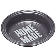 Buy Paul Hollywood Enamel Round Pie Dish, 20cm Online at johnlewis.com