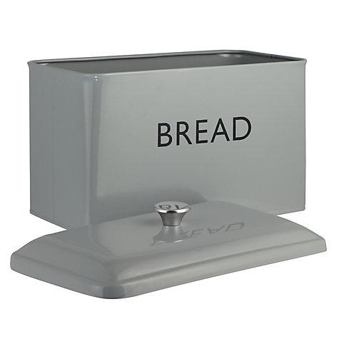 buy croft collection bread bin john lewis. Black Bedroom Furniture Sets. Home Design Ideas