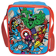 Buy Avengers Comic Lunch Bag Online at johnlewis.com