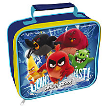 Buy Angry Birds Lunch Bag Online at johnlewis.com