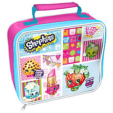 Buy Shopkins Lunch Bag Online at johnlewis.com