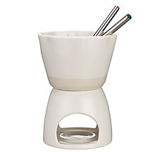 Buy John Lewis Croft Collection Fondue Set Online at johnlewis.com