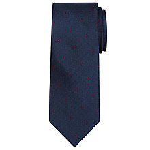 Buy Richard James Mayfair Crystal Dot Silk Tie Online at johnlewis.com
