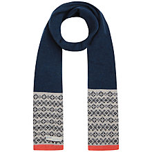 Buy Seasalt Hevva Scarf, Jowster Marine Online at johnlewis.com