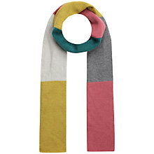 Buy Seasalt Trevelver Scarf, Cobble Online at johnlewis.com