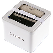 Buy Calvin Klein Holiday Sparkle Ankle Socks Gift Set, Pack of 3 Online at johnlewis.com