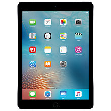 "Buy Apple iPad Pro, A9X, iOS, 9.7"", Wi-Fi & Cellular, 128GB Online at johnlewis.com"