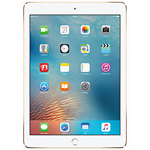 "Buy New Apple iPad Pro, A9X, iOS, 9.7"", Wi-Fi & Cellular, 256GB Online at johnlewis.com"