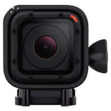 Buy GoPro HERO Session Camcorder,  8MP, Bluetooth, Wi-Fi, Waterproof, Black Online at johnlewis.com