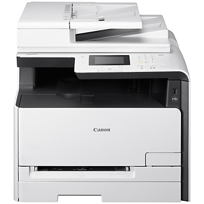 Image of Canon i-SENSYS MF628CW Wireless All-In-One Colour Laser Printer With Apple AirPrint & Colour Touch Screen