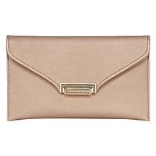 Buy Coast Colour Pop Envelope Clutch Online at johnlewis.com