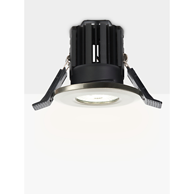 Saxby Recessed Integrated LED Spotlight