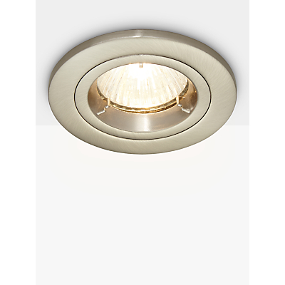 Saxby Recessed Shield MV Fixed Spotlight