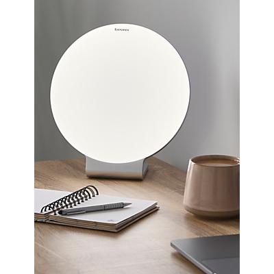 Beurer TL 30 Ultra Portable Daylight SAD Light, White
