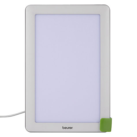 buy beurer tl 30 ultra portable daylight sad light white. Black Bedroom Furniture Sets. Home Design Ideas
