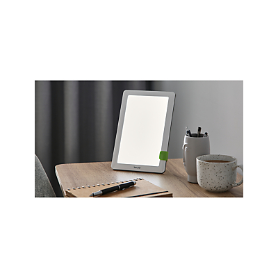 Beurer TL 50 Compact Wake up to Daylight SAD Light, White