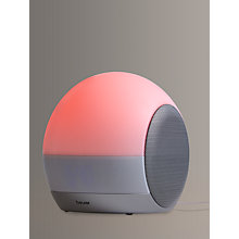 Buy John Lewis Beurer Wake Up/Mood/Reading/Music Table Lamp, White Online at johnlewis.com