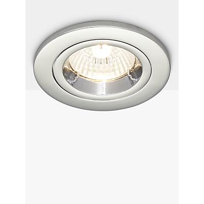 Saxby Recessed Shield MV Fixed Spotlight