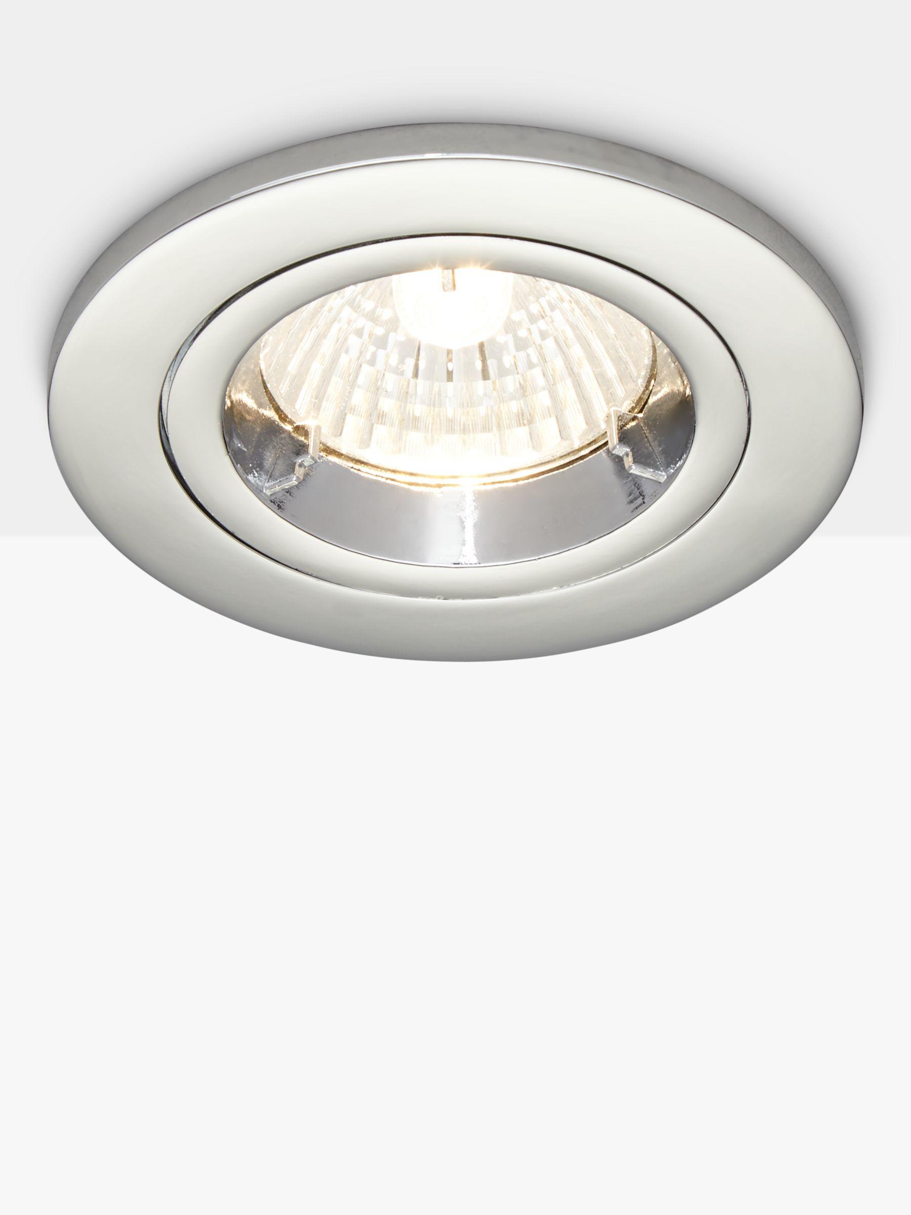 Saxby Saxby Recessed Shield MV Fixed Spotlight