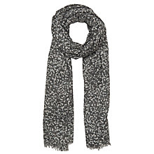 Buy Seasalt Bakik Berries Scarf, Grey Online at johnlewis.com