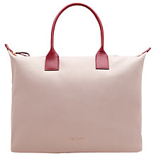 Buy Ted Baker Carmen Classic Large Tote Bag Online at johnlewis.com