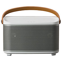Buy ROBERTS R1 Multiroom Bluetooth Speaker with DAB/DAB+/FM Radio Online at johnlewis.com