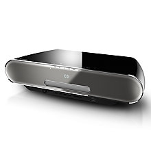 Buy Panasonic SC-ALL7 CD Hi-Fi Bluetooth System + Multiroom Speaker, Black Online at johnlewis.com