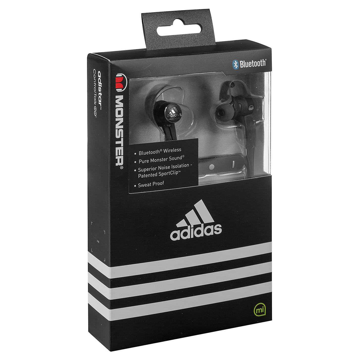 monster adidas sport adistar in ear wireless headphones manual
