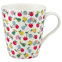 Buy Cath Kidston Stanley 'Little Fruit' Mug Online at johnlewis.com