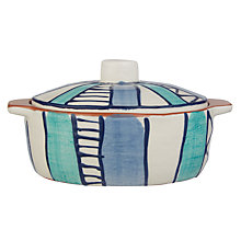 Buy John Lewis Mexicana Small Lidded Dish Online at johnlewis.com