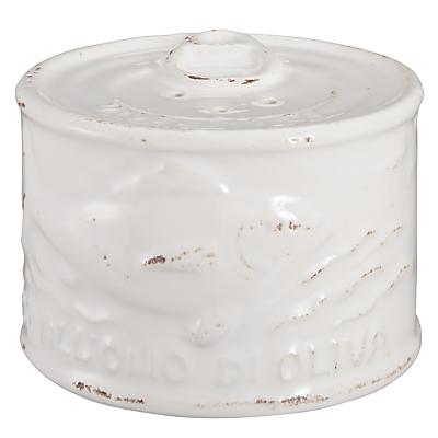 Image of Virginia Casa Toscana Pepper Can, White