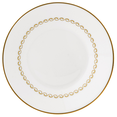 Vera Wang Swirl Bone China Saucer