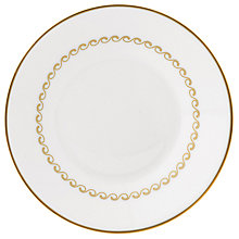 Buy Vera Wang Swirl Bone China Saucer Online at johnlewis.com