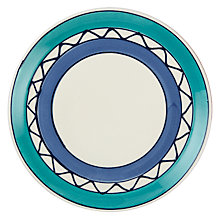 Buy John Lewis Mexicana 24cm Plate Online at johnlewis.com