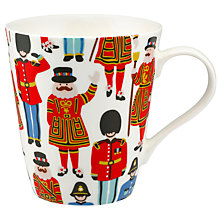 Buy Cath Kidston Stanley Guards & Friends Mug Online at johnlewis.com