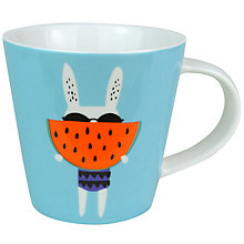 Buy Becky Baur 'Watermelon' Mug Online at johnlewis.com