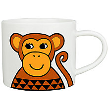 Buy Jane Foster Monkey Mug Online at johnlewis.com