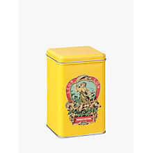 Buy LEON Crest Small Tin, Yellow Online at johnlewis.com