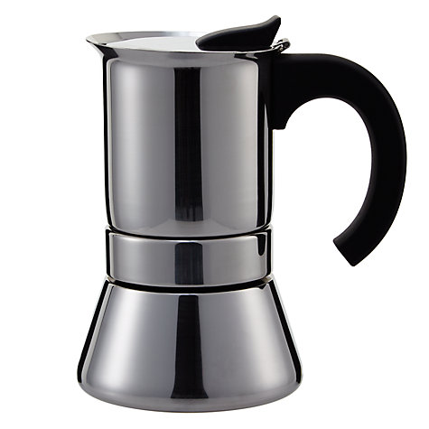 buy john lewis espresso induction cafetiere 6 cup john lewis. Black Bedroom Furniture Sets. Home Design Ideas