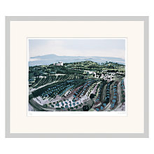 Buy Andy Lovell - Olive Grove Provence Original Limited Edition Screenprint Framed, 67 x 79cm Online at johnlewis.com