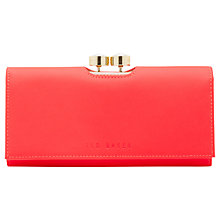 Buy Ted Baker Merlow Leather Crystal Matinee Purse Online at johnlewis.com