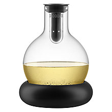 Buy Eva Solo Decanter Carafe With Cool Element, Clear Online at johnlewis.com