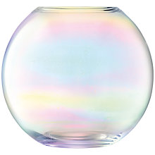 Buy LSA International Pearl Vase, H24cm Online at johnlewis.com