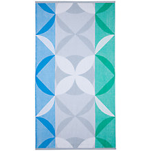Buy Lindsey Lang Sunburst Beach Towel Online at johnlewis.com