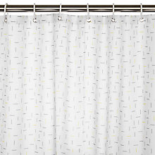 Buy House by John Lewis Isora Shower Curtain Online at johnlewis.com
