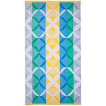 Buy Lindsey Lang Twilight Beach Towel Online at johnlewis.com