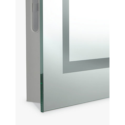 New Buy John Lewis Bevelled Edge Bathroom Mirror Online At Johnlewiscom