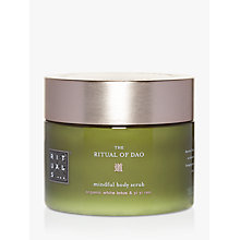Buy Rituals Dao Exfoliating Body Scrub, 325ml Online at johnlewis.com