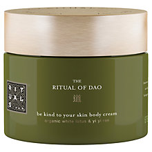 Buy Rituals Dao Nourishing Body Cream, 200ml Online at johnlewis.com