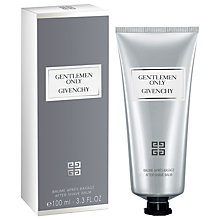 Buy Givenchy Gentlemen Only Aftershave Balm, 100ml Online at johnlewis.com